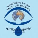 VETERINÁRNÍ KLINIKA - MVDr. Jiří Beránek – logo společnosti