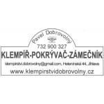 Pavel Dobrovolný - klempířství, pokrývačství – logo společnosti