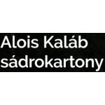 Kaláb Alois- Sádrokartony – logo společnosti