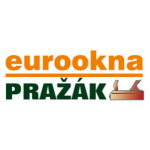 PRAŽÁK s.r.o. - Eurookna Pražák – logo společnosti