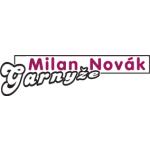 Novák Milan - záclony, garnýže, závěsy, interiéry – logo společnosti