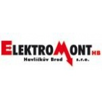 ElektroMont HB s.r.o. – logo společnosti