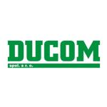 DUCOM spol. s r.o. - úklíd – logo společnosti