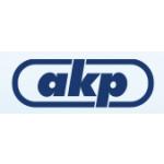 AKP spol. s r.o.- Čerpadla, postřikovače – logo společnosti
