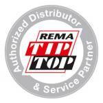 REMA TIP TOP INCO - CZ spol. s r.o. - vybavení pneuservisů – logo společnosti