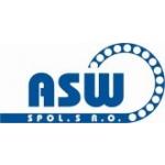 ASW Valivá ložiska spol. s r.o. – logo společnosti