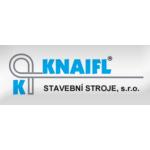 KNAIFL stavební stroje, s.r.o. – logo společnosti