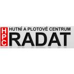 Tylová Eva- hutní a plotové centrum Radat – logo společnosti