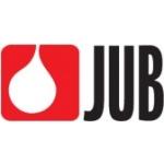 JUB akciová společnost – logo společnosti