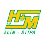 H + M Zlín a.s. - svařovací technika (pobočka Rájec-Jestřebí-Rájec) – logo společnosti