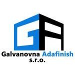 Galvanovna Adafinish, s.r.o. – logo společnosti