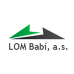LOM Babí, a.s. – logo společnosti