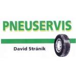 Stráník David - Pneuservis – logo společnosti
