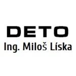 DETO - Ing. Miloš Líska – logo společnosti