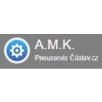 Pneuservis Čáslav - Ondřej Koudelka – logo společnosti