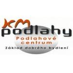 Bystroň Kamil - KM Podlahy – logo společnosti