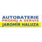 Jaromír Haluza- Autobaterie – logo společnosti