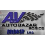 A+V AUTOBAZAR ROSICE - LAUKAR s.r.o. – logo společnosti