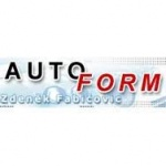 Zdeněk Fabičovic - AUTO FORM – logo společnosti