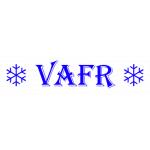 VAFR, spol. s r.o. – logo společnosti