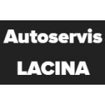 Lacina Milan - AUTOSERVIS – logo společnosti