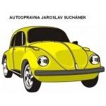 Jaroslav Suchánek - autoopravna – logo společnosti