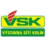 Výstavba sítí Kolín a.s. – logo společnosti