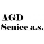AGD Senice a.s. – logo společnosti