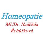 ORL ordinace, homeopatie - MUDr. Naďa Řehůřková – logo společnosti