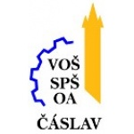 Vyšší odborná škola, Střední průmyslová škola a Obchodní akademie Čáslav – logo společnosti