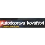 Autodoprava kovářství - Zdeněk Peroutka – logo společnosti