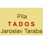 Pila TADOS - Taraba Jaroslav – logo společnosti