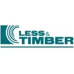 LESS & TIMBER, a.s. – logo společnosti