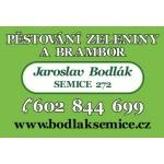 Bodlák Jaroslav - Pěstování zeleniny a brambor – logo společnosti