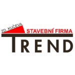 TREND - stavební firma – logo společnosti