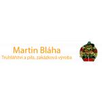 Truhlářství a pila - Bláha Martin – logo společnosti