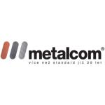 METALCOM Kutná Hora, a.s. - sklady – logo společnosti