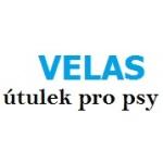 Psí útulek v Lysé nad Labem - Velas, a.s. – logo společnosti