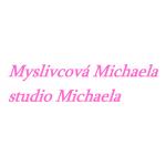 Myslivcová Michaela- studio Michaela – logo společnosti