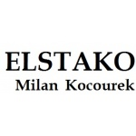 ELSTAKO, Kocourek Milan – logo společnosti