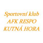 Sportovní klub AFK RESPO KUTNÁ HORA – logo společnosti