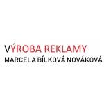 Nováková Bílková Marcela - VÝROBA REKLAMY – logo společnosti