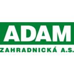 ADAM - zahradnická a.s., Bříství – logo společnosti