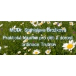 Brožková Stanislava, MUDr. – logo společnosti