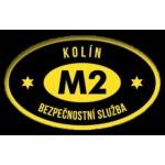 BEZPEČNOSTNÍ SLUŽBA M2 s.r.o. – logo společnosti