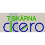 Tiskárna CICERO, spol. s r. o. – logo společnosti