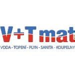 V+T mat s.r.o. – logo společnosti