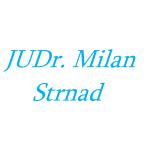 JUDr. Milan Strnad – logo společnosti