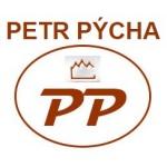 Pýcha Petr - dřevěné palety – logo společnosti