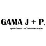 GAMA J + P, společnost s ručením omezeným – logo společnosti